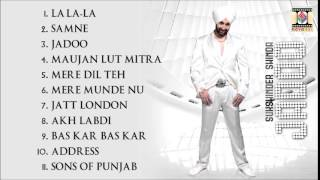 JADOO - SUKSHINDER SHINDA - FULL SONGS JUKEBOX