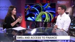 Bloomberg Interview First Circle CEO Patrick Lynch