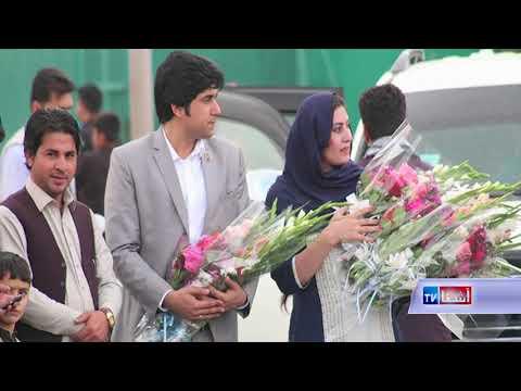 Xxx Mp4 Afghan Woman Activist Dewa Niazi S Profile VOA 3gp Sex