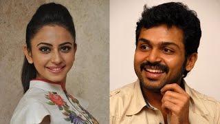 Rakul Preet Singh to romance Karthi   Vinoth   Hot Tamil Cinema News   Updates