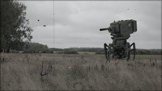 Шагающий танк КВ-2Ш