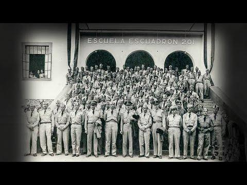 Escuadrón 201 mexicano pieza clave en la derrota de los japoneses en la II Guerra Mundial