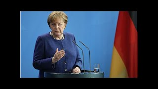 Angela Merkel makes pitch for EU to lead WORLD as order 'being reorganised'