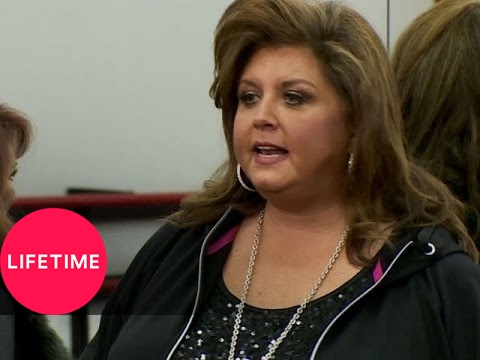 Dance Moms Dance Off for Maddie s Position S4 E9 Lifetime