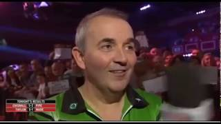 Angry darts players - part 2