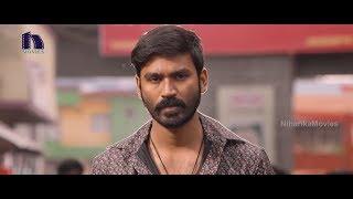 Dhanush Stunning Fight Scene - Maari Movie Scenes