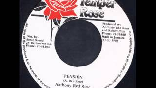 Anthony Red Rose - Pension + Dub - 7