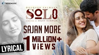 Sajan More Ghar Aaye Video Songs | Solo - #WorldOfRudra | TrendMusic