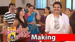 Attarintiki Daredi Movie Making Video 45    Pawan Kalyan, Samantha
