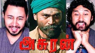 ASURAN   Official Trailer   Reaction   Dhanush   Vetri Maaran   Jaby   Greg Alba   The Reel Rejects