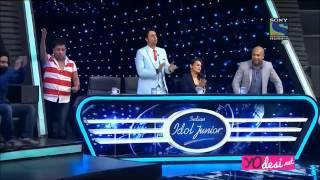 Ananya Nanda - Indian Idol Junior 2 - 8th Aug 2015