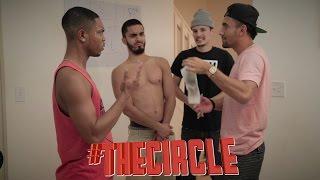 Jerkin Off - #TheCircle Series