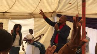 Power House Bible church Yahweh come and do what only You can do with Apostle Magagula