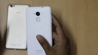Intex Cloud Swift vs CoolPad Note 3
