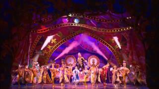 百老匯經典音樂劇「美女與野獸」精彩片段