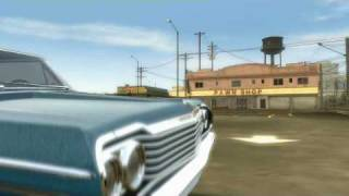 Midnight Club Los Angeles - South Central Trailer