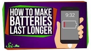 How Do I Make My Batteries Last Longer?