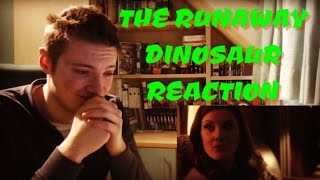 THE FLASH - 2X21 THE RUNAWAY DINOSAUR REACTION