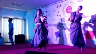 Boishakhi Festival(18.4.16)-Southeast University- ..ailo ailo ailore ronge vora boishakh abar ailore