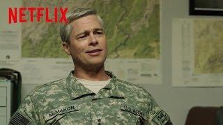War Machine – Trailer teaser – Só na Netflix