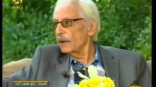 آشتی کنان رضا عطاران و جمشید مشایخی در برنامه خوشا شیراز