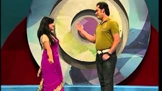 Katuk somoy gaane gaane on BTV by Momo and Zahid Babu