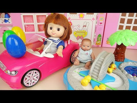 Xxx Mp4 Baby Doll Fishing Game Surprise Eggs Toys And Cooking Food Play 3gp Sex