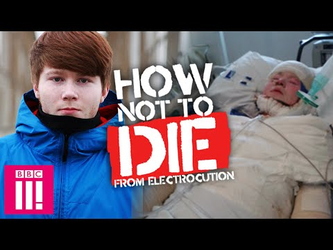 How Not To Die From Electrocution