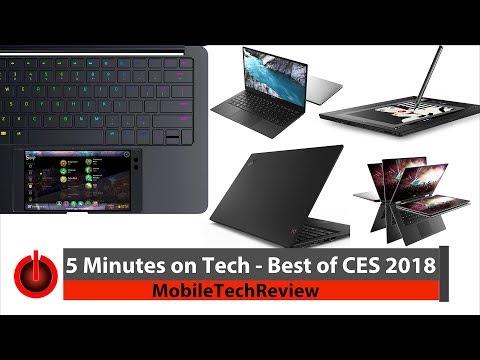Xxx Mp4 5 Minutes On Tech The Best Of CES 2018 3gp Sex