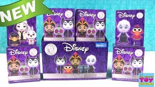 Disney Villains Funko Mystery Minis Blind Box Series 1 Vinyl Figures Unboxing | PSToyReviews