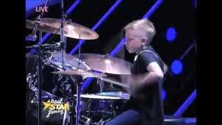 Trupa Alarma - Are you gonna be my girl - Next Star 2015