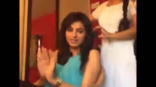 Fun on Set of Bhabi Thodi End Aa    Parmish verma    Ginni Kapoor    Resham Singh Anmol
