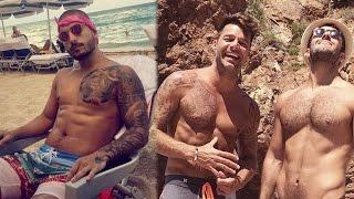 Maluma Es Gay y Tiene Romance Con Ricky Martin?