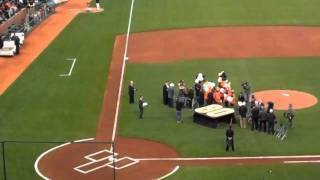 Bill Cosby Salutes Willie Mays 80th Birthday