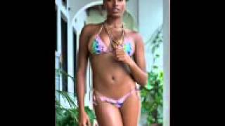 Black Bikini hot and sexy clips the summer video