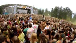 Moscow Holi Fest 2014