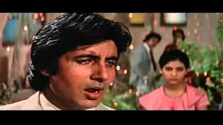 Manzilen Apni Jagah Hain Raaste Kishore Kumar   Amitabh Bachchan   Sharaabi 1080p HD