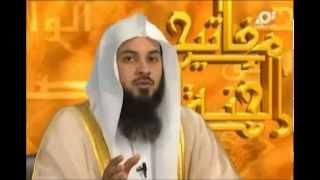محمد العريفي شاب رأى حور العين في المنام