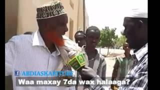 ILA QOSOL ''Odey Xariif ah''   U Kala  Garqaad  Adeerkey & Su,aalaha Kediska Ee Wariye  Coldoon