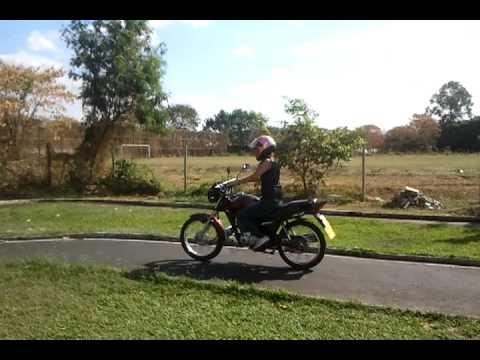 Moto pista gv