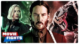 What Character Could Kill John Wick? MOVIE FIGHTS