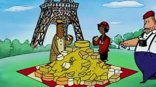 Madeline at the Eiffel Tower - FULL EPISODE S4 E6 - KidVid
