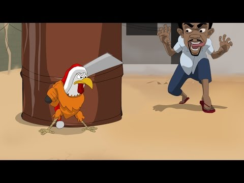 Mp4 Video: KOJO AND THE CHICKEN  [ Animated Skit ] - Download