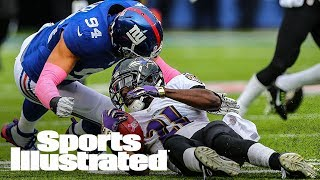 NFL: LB Mark Herzlich Has Had A Concussion Each Of The Past 3 Seasons | SI NOW | Sports Illustrated
