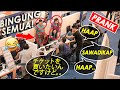 Download Video Download GOKIL PARAH! PRANK NGOMONG BAHASA JEPANG & THAILAND KE ORANG INDONESIA! Ft. Andy Sugar 3GP MP4 FLV