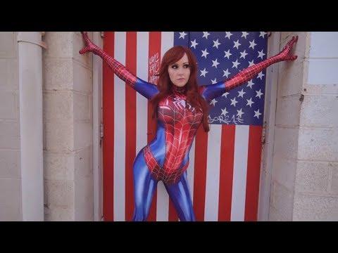 Spider Girl vs Spiderman | Screen Team