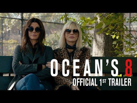 Xxx Mp4 OCEAN S 8 Official 1st Trailer 3gp Sex