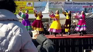 Afghan Nowruz Festival Dance
