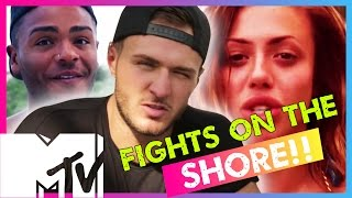 1/12 Geordie Shore Season 11 | Fights On The Shore!! | MTV