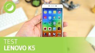 LENOVO K5 : Test
